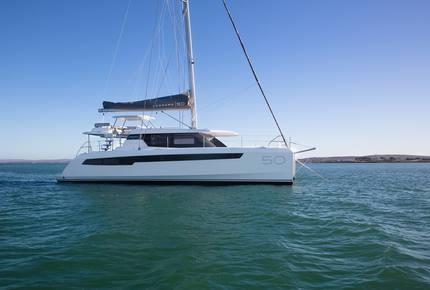 Virgin Islands Sailing – 50' Luxury Crewed Catamaran - Tortola, Virgin Islands, British