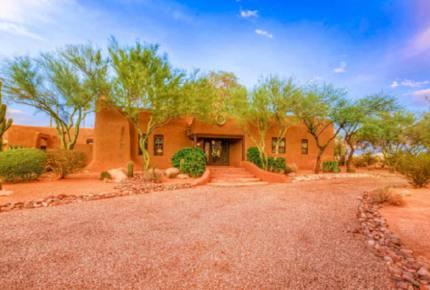 Tucson Panorama Desert Escape