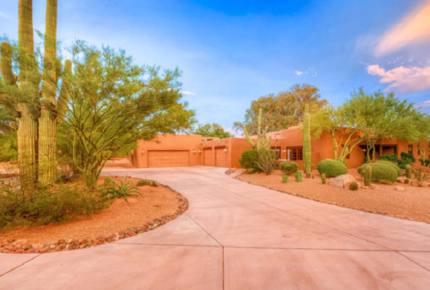 Tucson Panorama Desert Escape - Tucson, Arizona