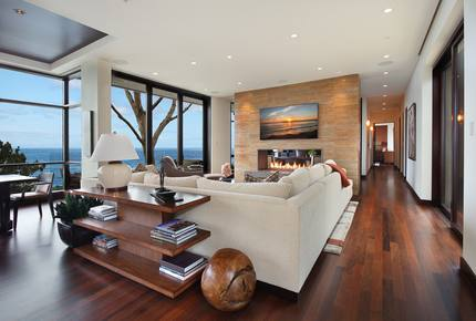Modern Laguna Beach Coastline Villa