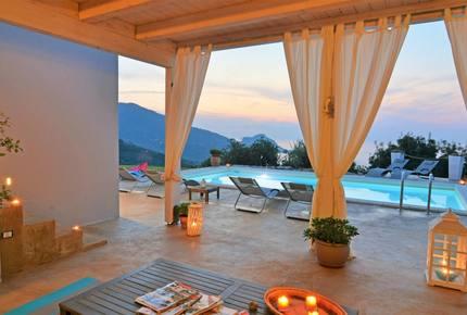 Sicilian Coastline Villa