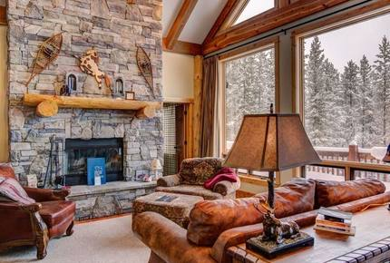 Luxury Cabin and Ski Resort