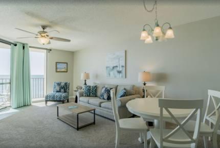 Two Bedroom Beachfront Retreat with Resort Style Amenities