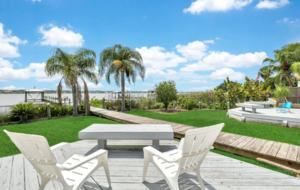 Waterfront Intracoastal 70's Hip Pad with Pool - Ormond Beach, Florida