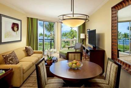The Westin Ka'anapali Ocean Resort - One-Bedroom Villa - Lahaina, Hawaii