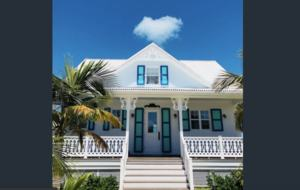 Pinders Beachfront Villa and Cottage - Long Island, Bahamas