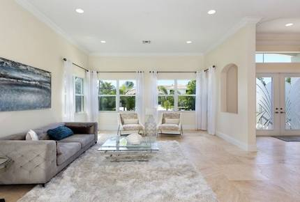 Intracoastal Modern Mansion