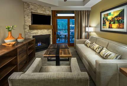 Welk's Northstar Lodge - Two Bedroom Residence Plus Den