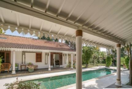 Balinese Rice Field Villa
