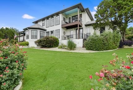ABOVE - Bluff View Estate - Austin, Texas