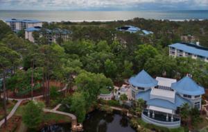 Marriott SurfWatch Hilton Head 2-Bedroom Garden View Villa - Hilton Head, South Carolina