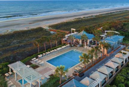 Marriott SurfWatch Hilton Head 3-Bedroom Garden View Villa