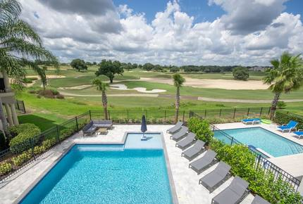 Reunion High Luxe - Perfect for Families and Golfers!