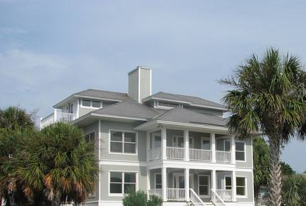 Palms' Porch - Isle of Palms, South Carolina