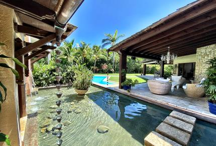 Villa Maji - Luxury Water Oasis Set Amongst the Palms in Cabarete