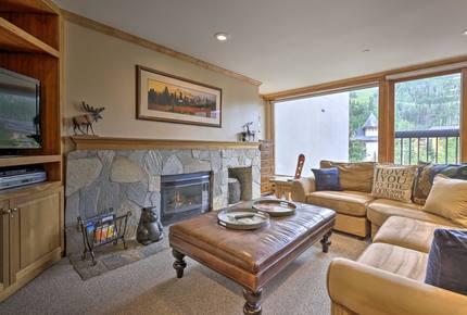 Vail Spa, 3 Bedroom Residence - Vail, Colorado