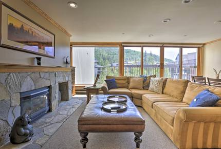 Vail Spa, 3 Bedroom Residence