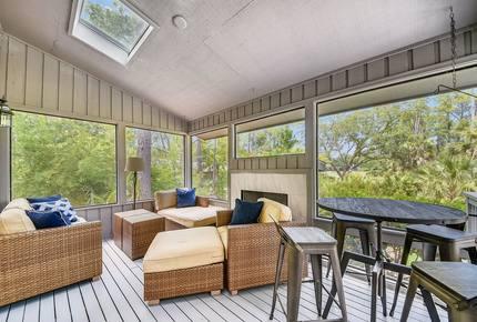 Crow's Nest Hilton Head Luxury