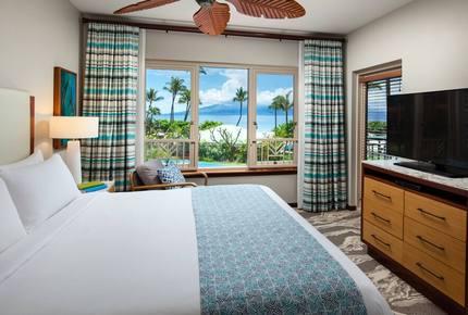 Oceanfront Napili Tower Maui Kaanapali Beach Villa 3 Bedroom