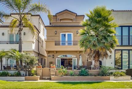 Huntington Beach Retreat