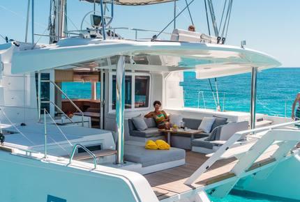"Lagoon 52' Catamaran ""Artemis"" - Navigare Yachting"