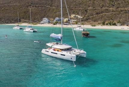 "Lagoon 50' Catamaran ""Njord of Sweden"" - Navigare Yachting"