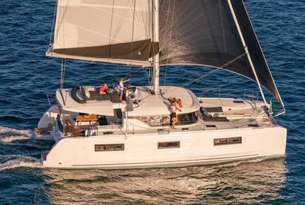 "Lagoon 46' Catamaran ""Nohea Holokai"" - Navigare Yachting"