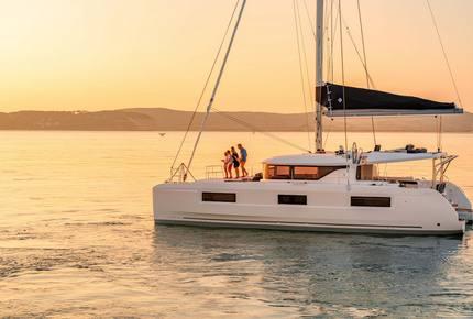 """Lagoon 46' Catamaran """"Hoppetossa"""" - Navigare Yachting"""