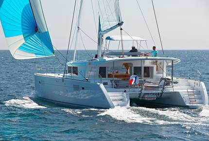 "Lagoon 45' Catamaran ""Ruby"" - Navigare Yachting"