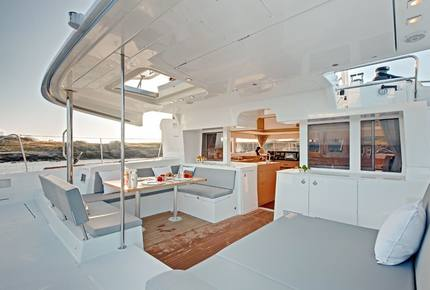 """Lagoon 45' Catamaran """"Judges' Chambers'' - Navigare Yachting"""