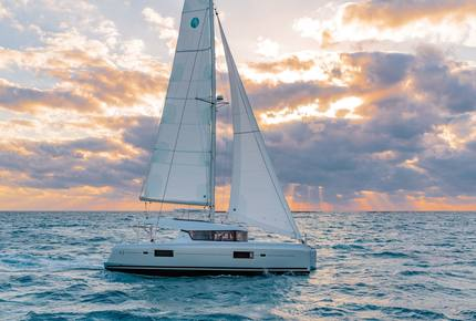 """Lagoon 42' Catamaran """"Mola Mola"""" - Navigare Yachting"""