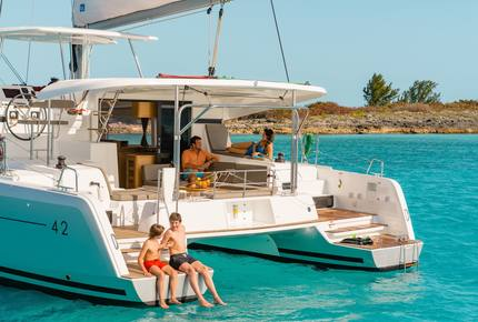 "Lagoon 42' Catamaran ""Lili"" - Navigare Yachting"