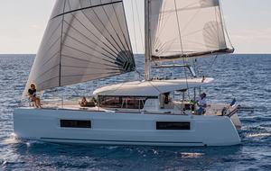 "Lagoon 40' Catamaran ""Lady Birgith"" - Navigare Yachting - Marsh Harbour, Bahamas"