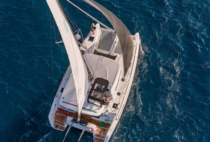 "Lagoon 40' Catamaran ""Lady Birgith"" - Navigare Yachting"