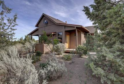 Brasada Ranch Luxury Two-Bedroom Cabin -- Perfect for Ski Season, Summer or Fall!