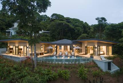 Casa de Las Casas - Dominicalito, Costa Rica