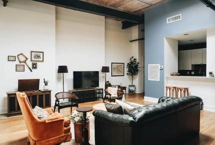 Uptown Charlotte Luxury Loft