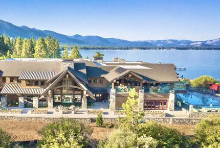 Luxury Lakefront at Tahoe Beach Club