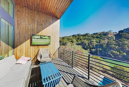 Luxurious River-View Home with Private Pool & Spa - Austin, Texas