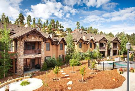 Home exchange at The Club at Big Bear Village, exterior