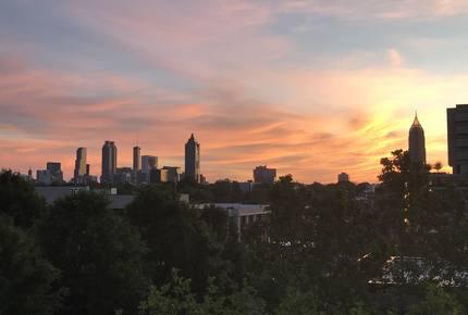 Upscale Atlanta Townhome