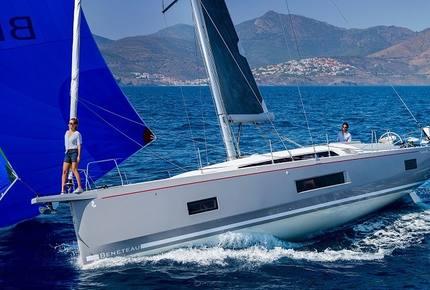 "Oceanis 46' Sailing Yacht ""Aileen"" - Navigare Yachting - Elliniko, Greece"