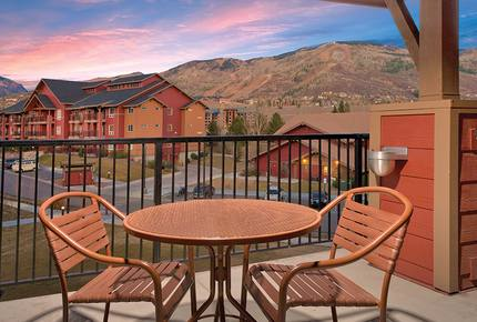 Steamboat Springs Two Bedroom Residence