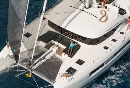 "Lagoon 50 Catamaran ""Docs Holiday"" - Navigare Yachting"