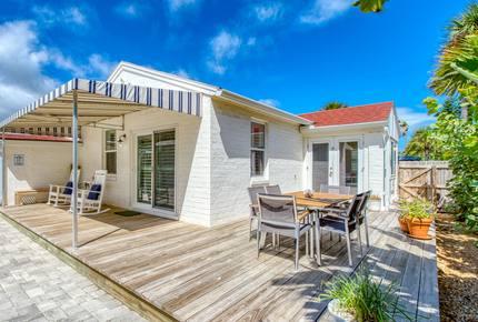 """""""Anastasia Lodge Cabana"""" Beach & Pool Oasis - St. Augustine, Florida"""
