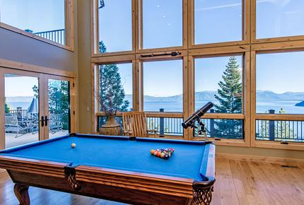 Unforgettable Lake Tahoe Cabin - Tahoma, California