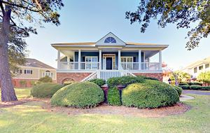 Lakeside Home on Golf Course w/ Deck & Game Room - Georgetown, South Carolina