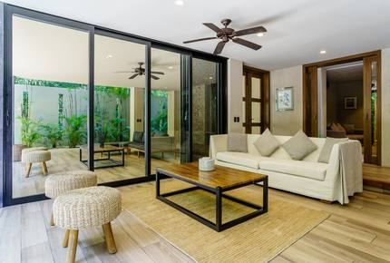 Stunning Ground Floor Condo @ARTHOUSE Tulum, Private pool + Incredible amenities