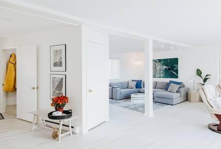 Modern Oceanfront Cottage