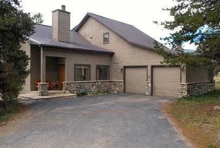 The House at Keystone Ranch